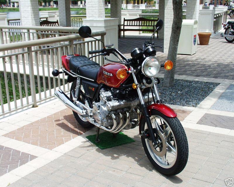 moto honda 5 cilindros