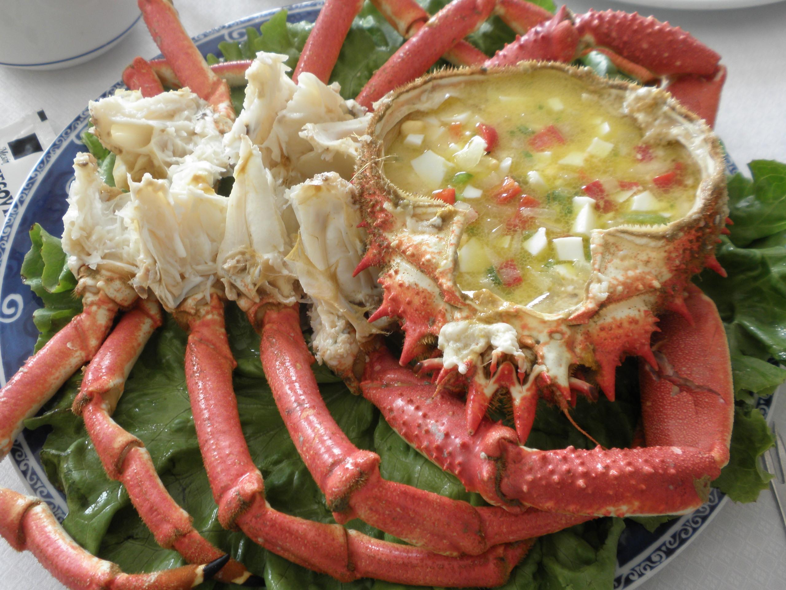 Producto del d a el centollo the frustrated cook for Cocinar un centollo