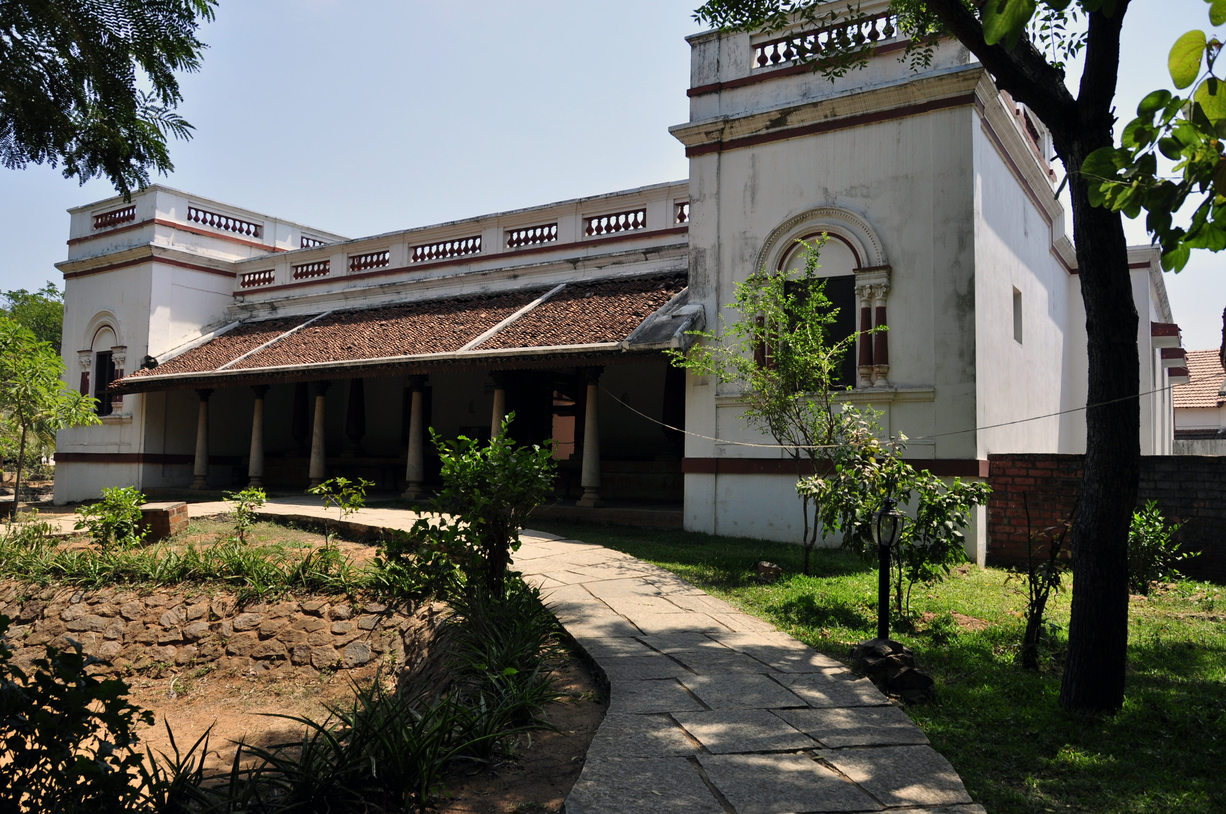 Chettinad Houses Photos
