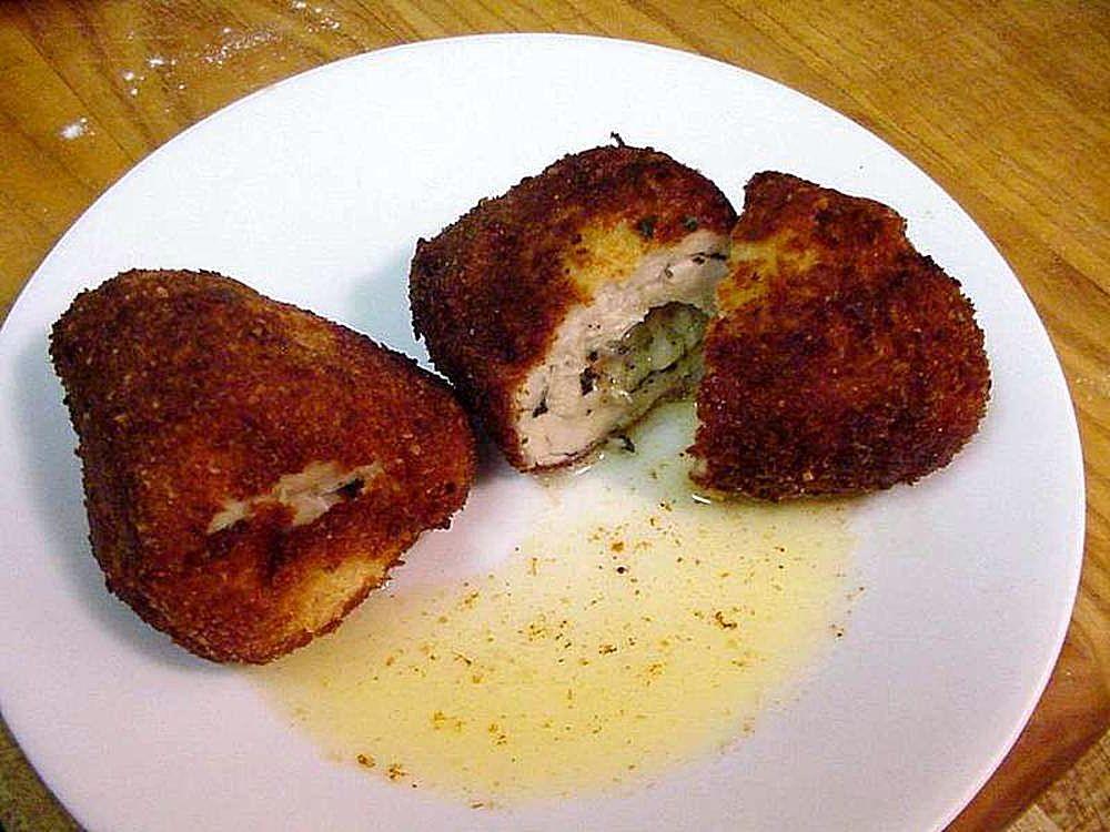 Chicken Kiev Food Network