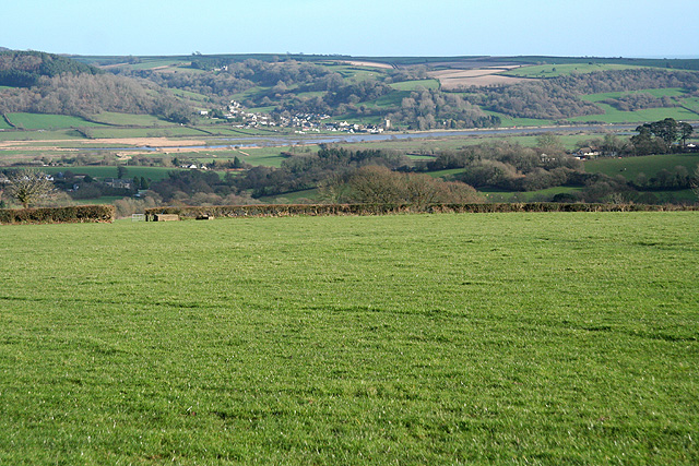 Colyton, on Colyton Hill - geograph.org.uk - 350695