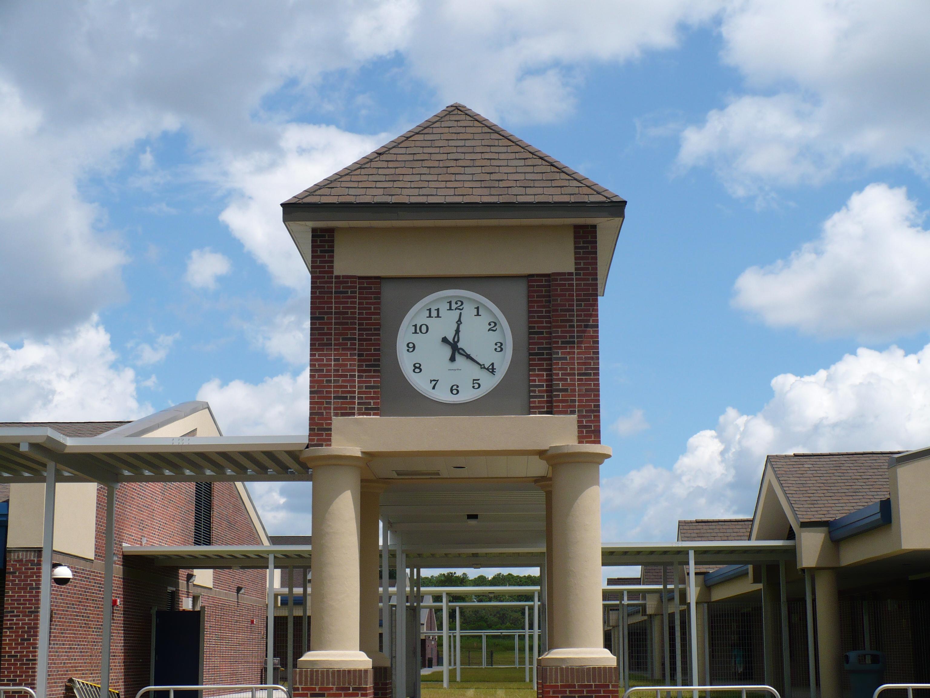 File:Conley Elementary School Clock Tower.JPG