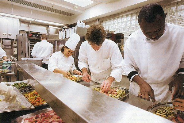 File:Cookers in the White House kitchen.jpg
