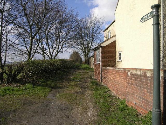 Cuckoo Way - geograph.org.uk - 151242