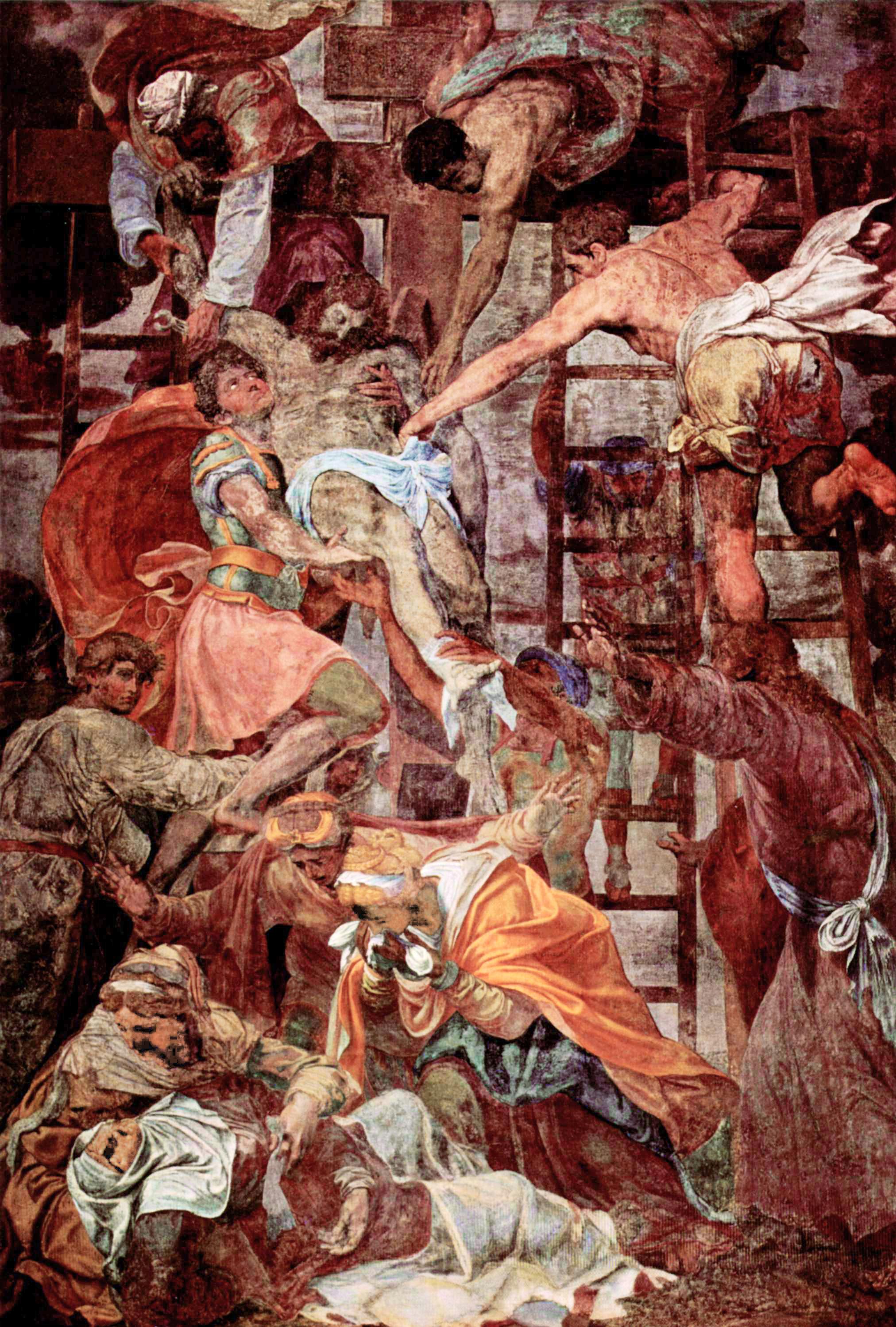 Daniele da Volterra   Mannerist style painter / sculptor