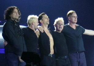 Depeche Mode in Barcelona%2C 2006