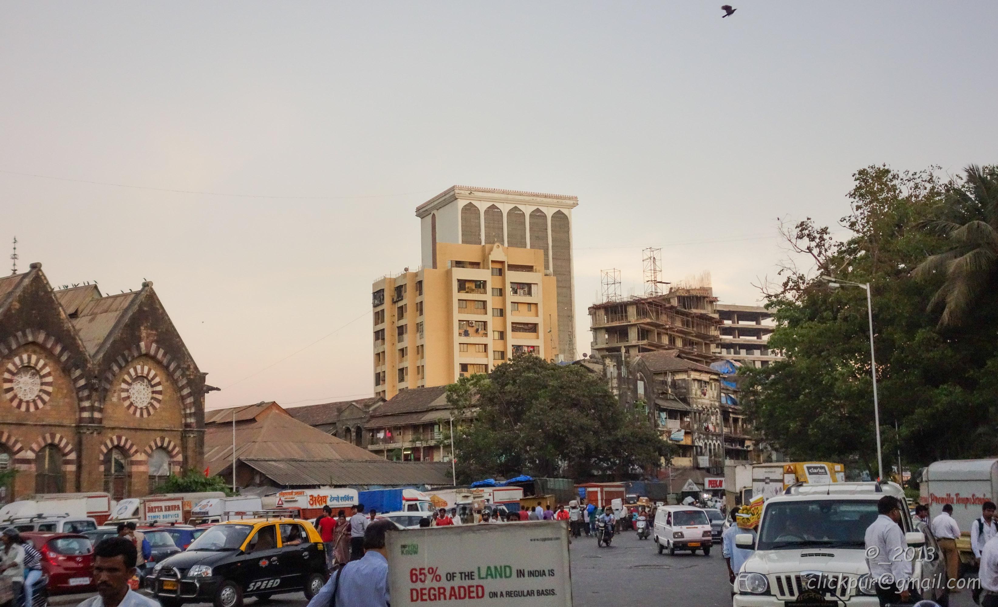File:Dhobi Talao, Chhatrapati Shivaji Terminus Area, Fort