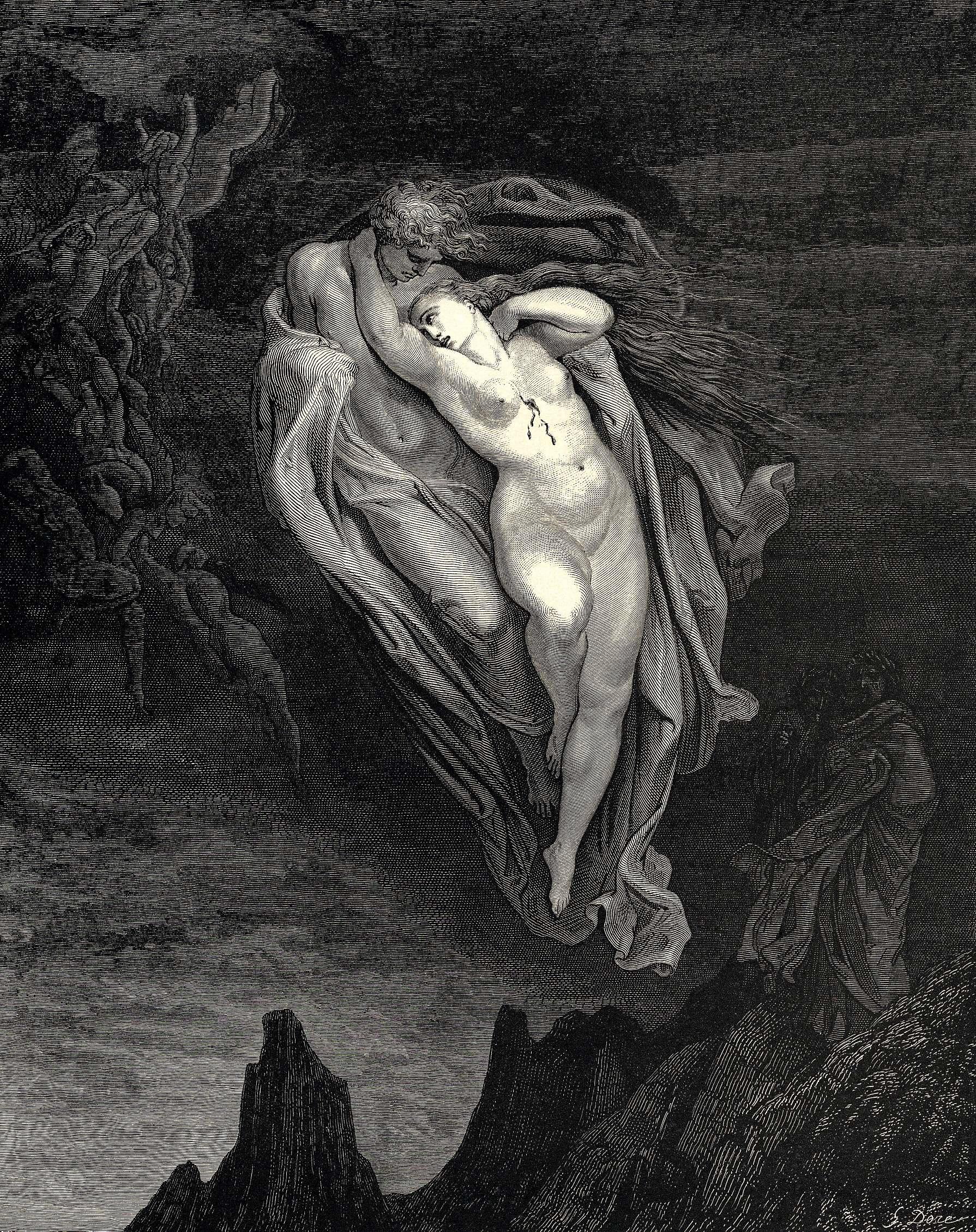 https://upload.wikimedia.org/wikipedia/commons/f/ff/Dore_Gustave_Francesca_and_Paolo_da_Rimini_Canto_5_73-75.jpg