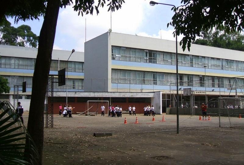Escola Estadual São Paulo – Wikipédia, a enciclopédia livre