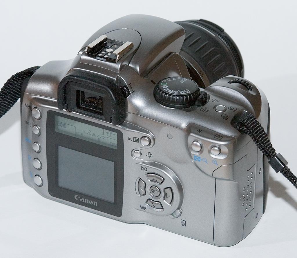 Canon eos rebel ds6041