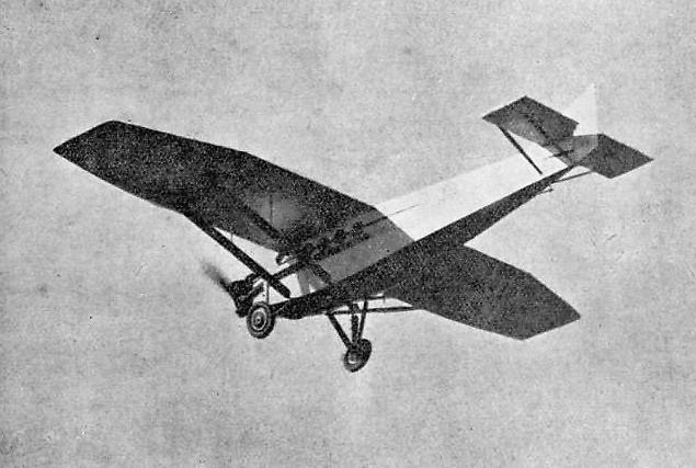 Farman F.190 Annuaire de L'Aéronautique 1931