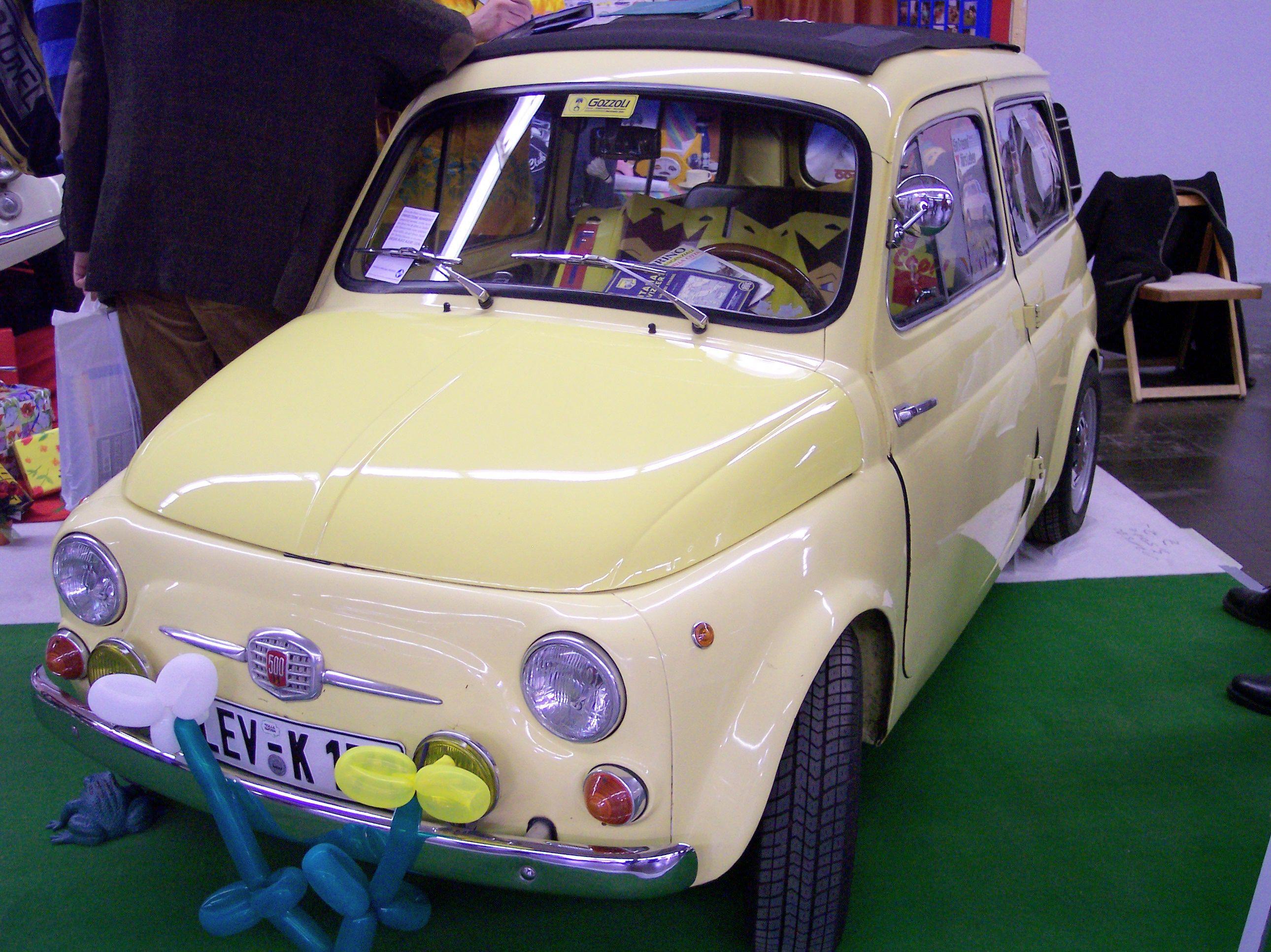 File Fiat 500 Kombi Yellow Vl Tce Jpg Wikimedia Commons