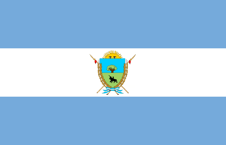 Датотека:Flag of La Pampa province.png