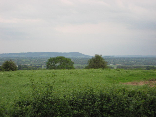 From Shobdon Hill - geograph.org.uk - 872901