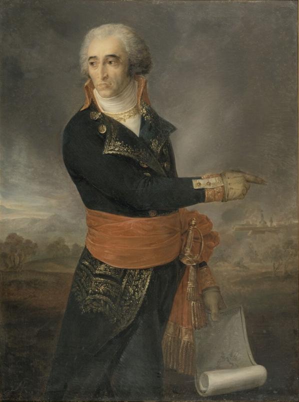 Général François Chasseloup Laubat
