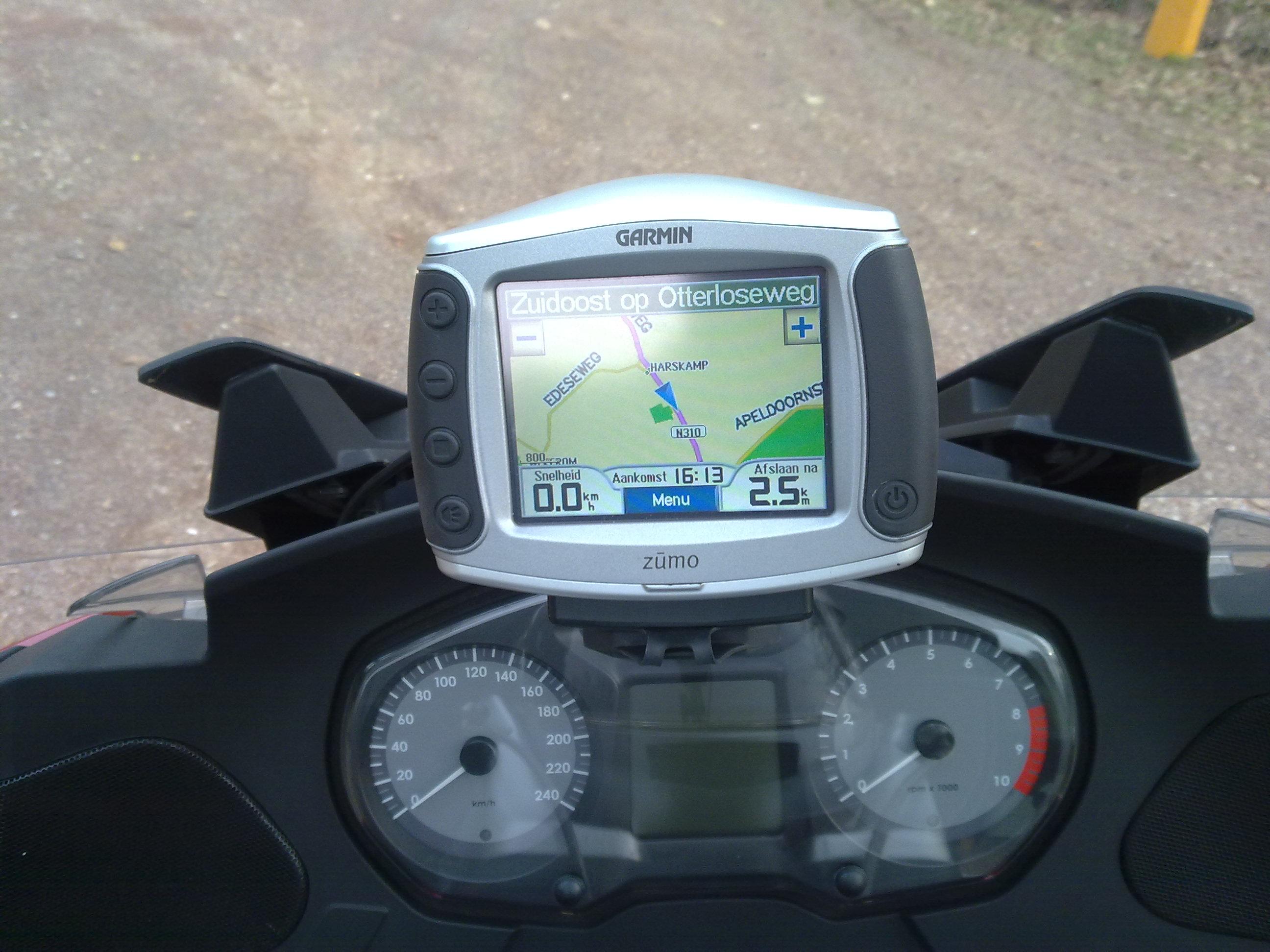 Garmin Bmw Motorcycle Service Poi