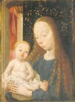 Geertgen tot Sint Jans Mary with Child Milan.jpg