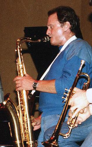 Stan Getz in 1983
