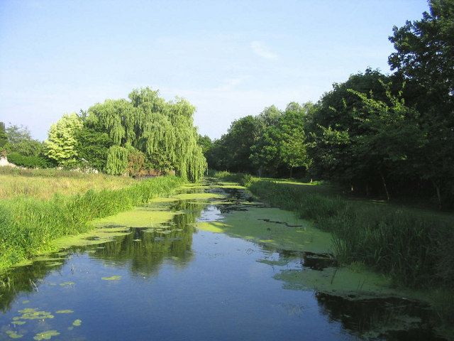 Great Ouse River - Olney - geograph.org.uk - 195504
