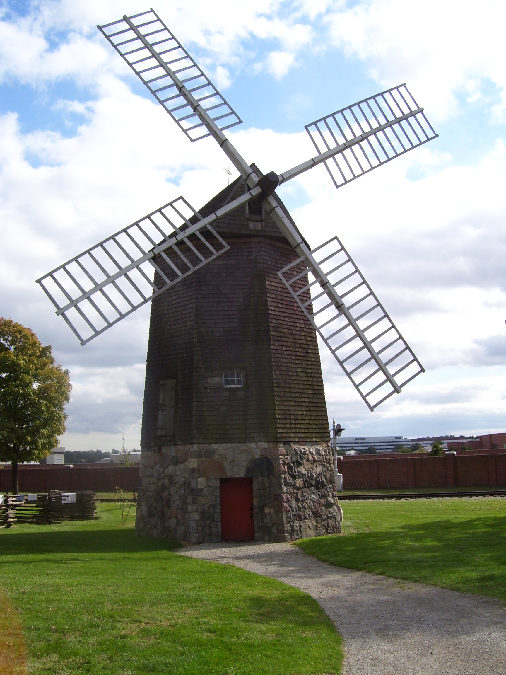 Windmill Cape Cod Part - 19: File:Greenfield Mill Built On Cape Cod In Massachusetts USA, Now At  Greenfield Village