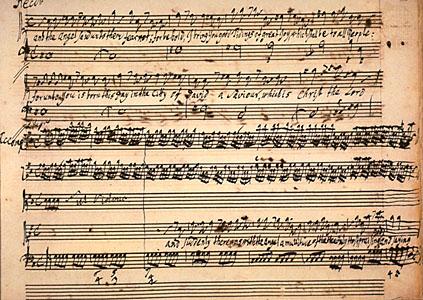 How did George Frideric Handel die?