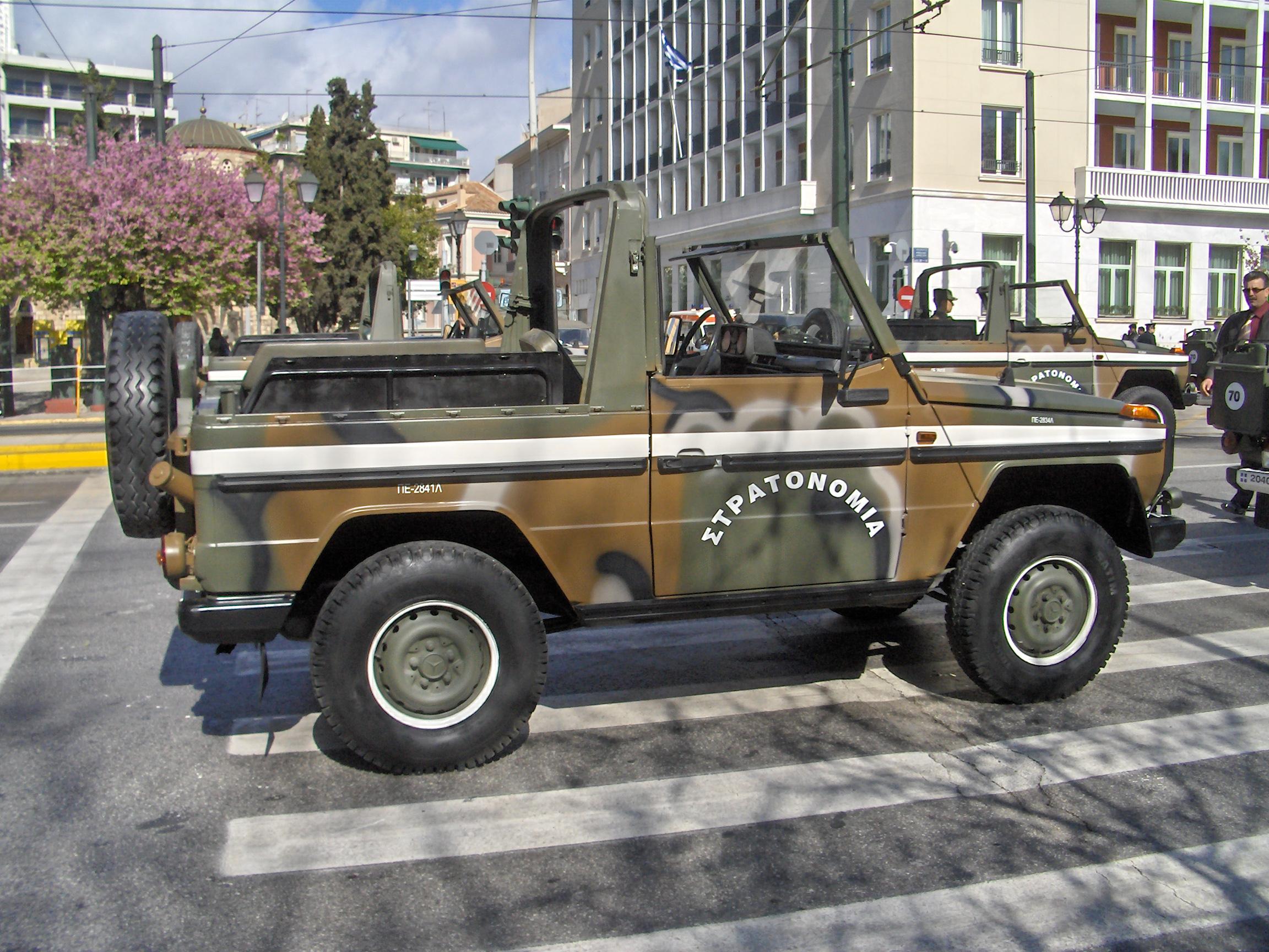 Mercedes benz g class military wiki fandom powered by for Mercedes benz military vehicles