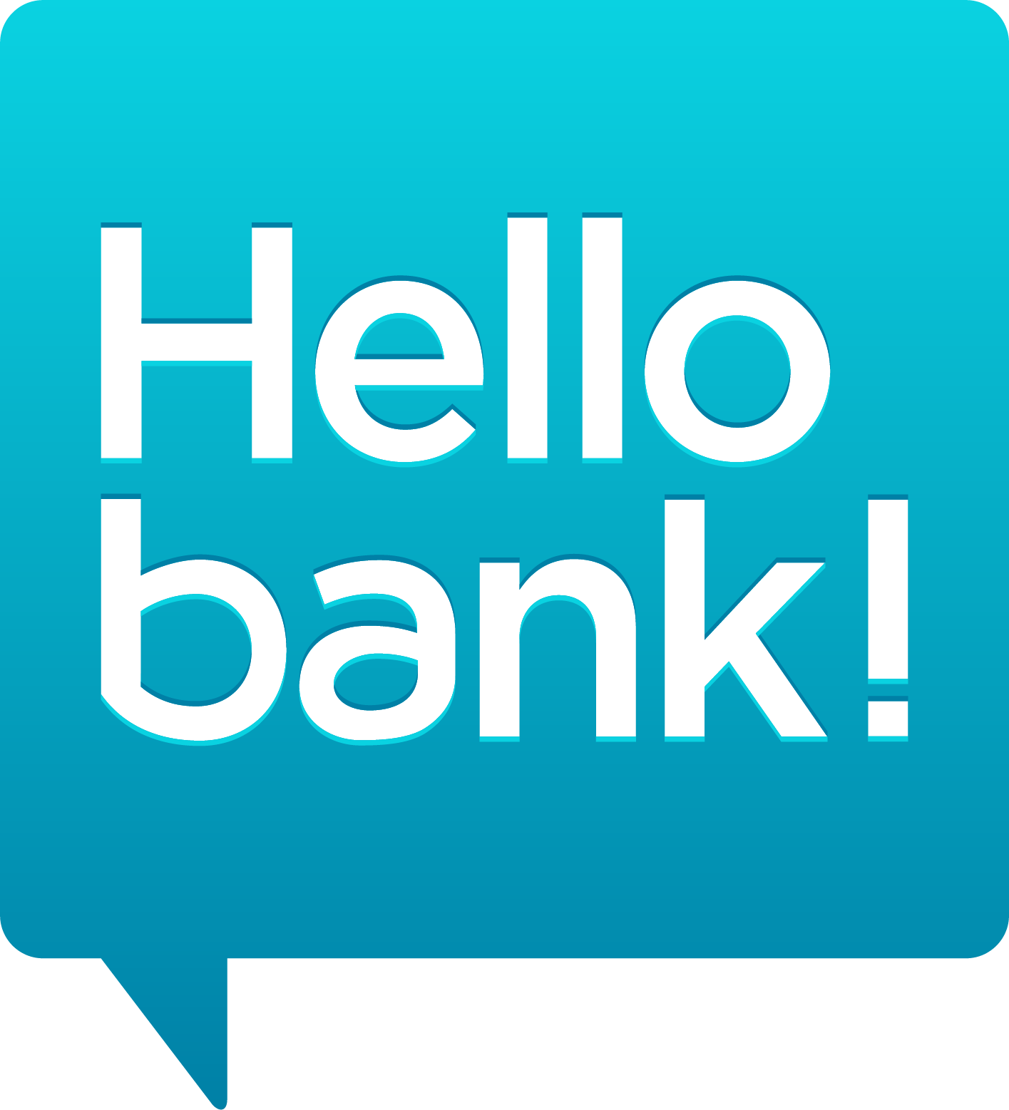 logo de Hello bank!