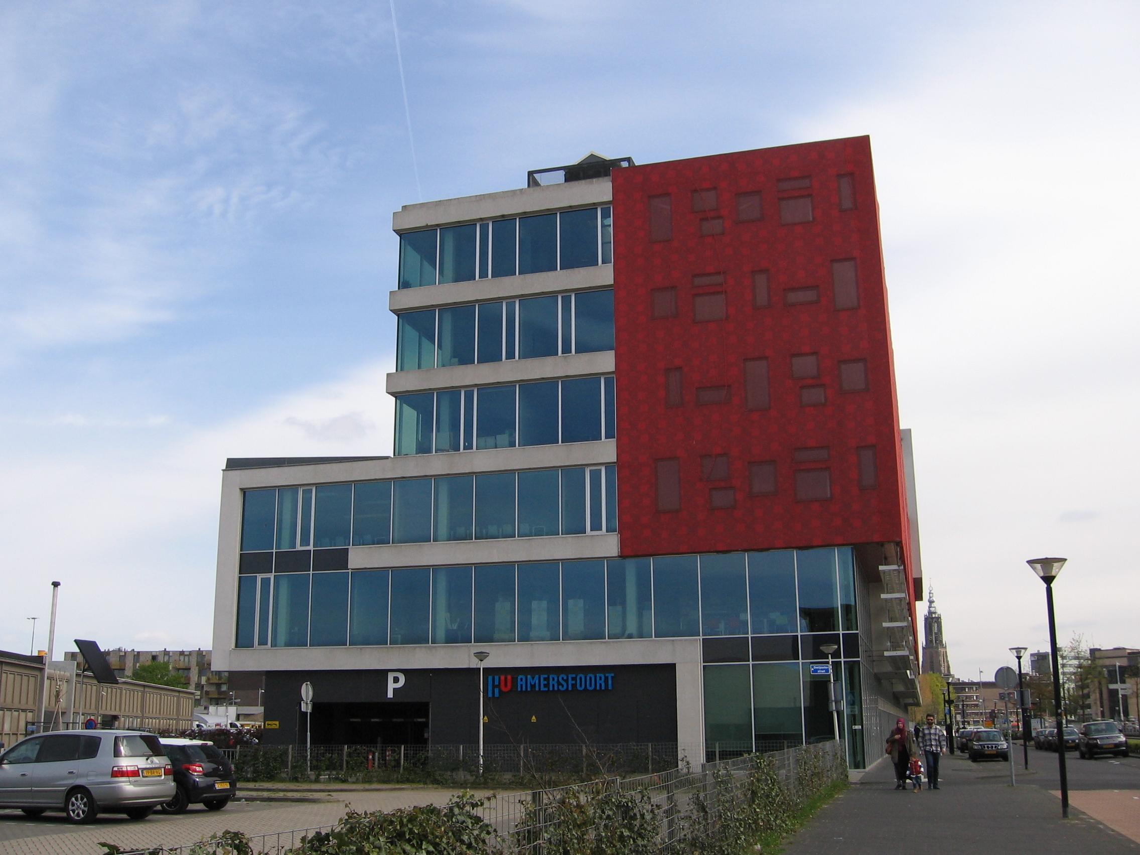 File hogeschool utrecht aan de nieuwe poort eemkwartier for Cafe de poort utrecht