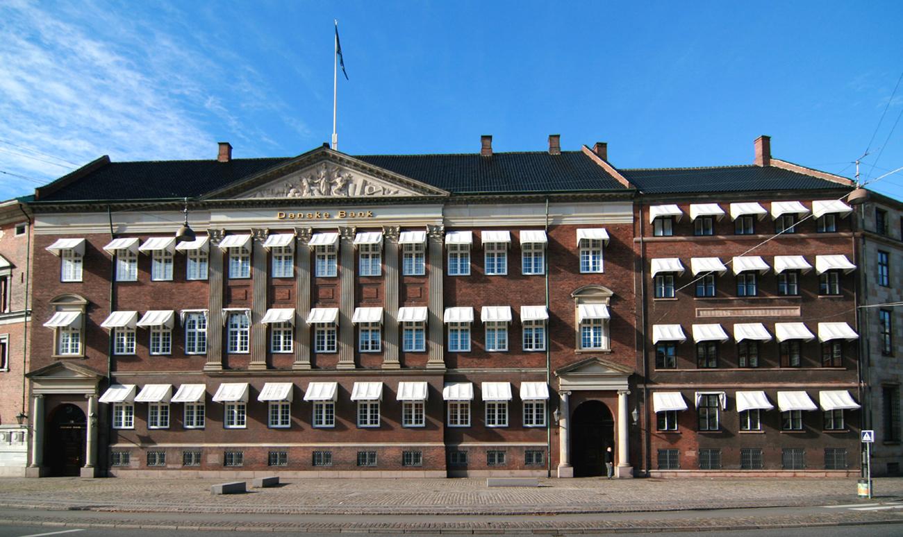Danske Bank - Wikipedia, den frie encyklopædi