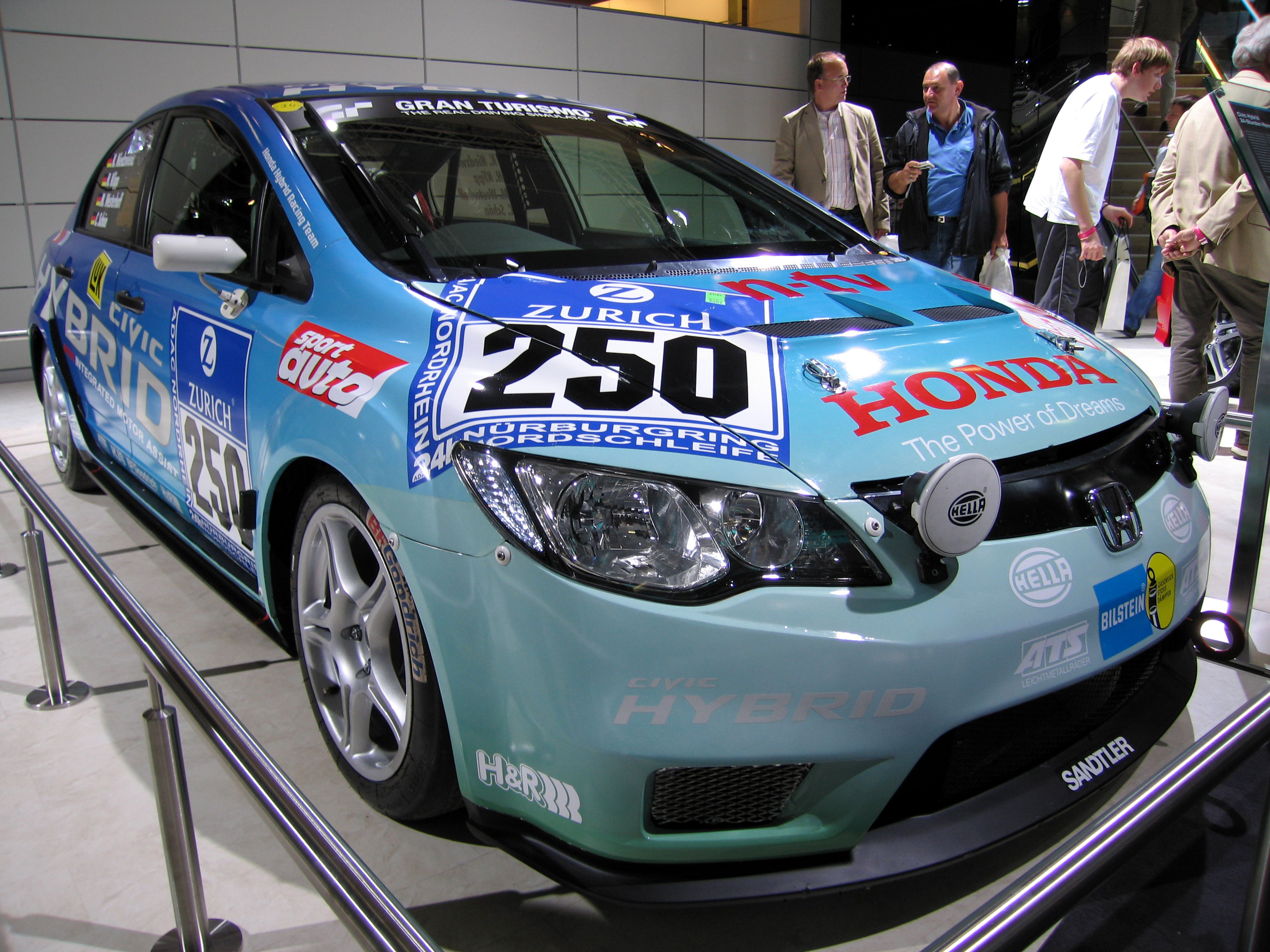 Honda Civic Hybrid | galleryhip.com - The Hippest Galleries!