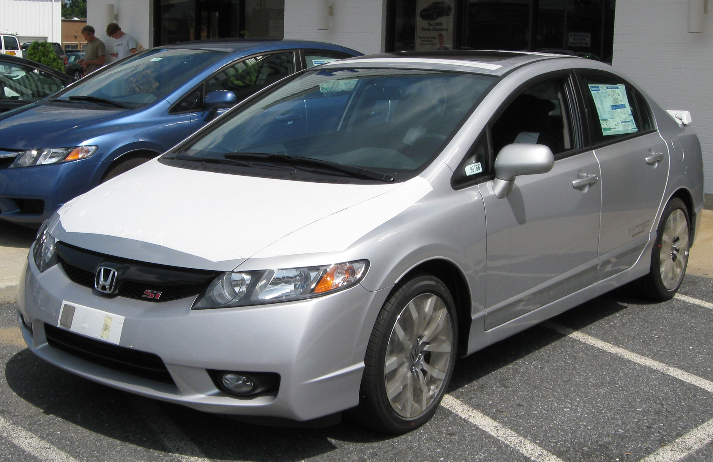 honda civic si wikipedia the free encyclopedia autos post