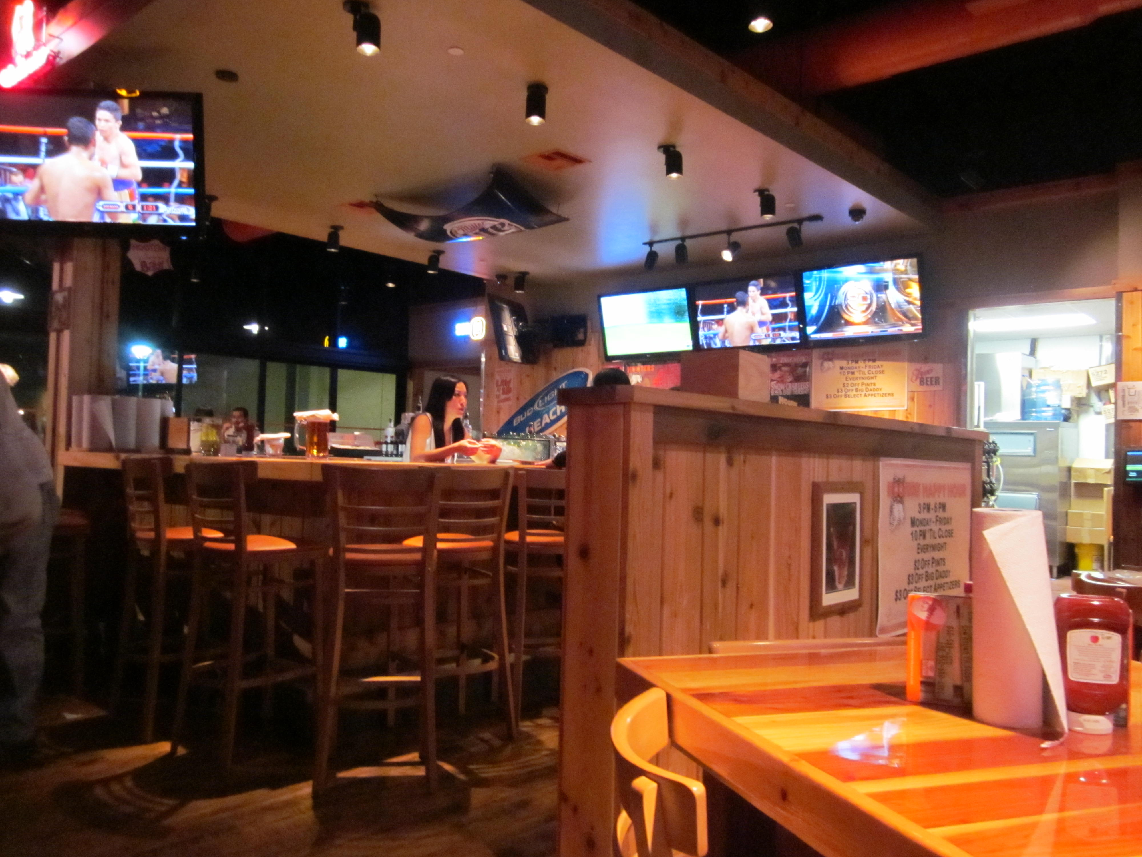 Hooters restaurant interior pixshark images