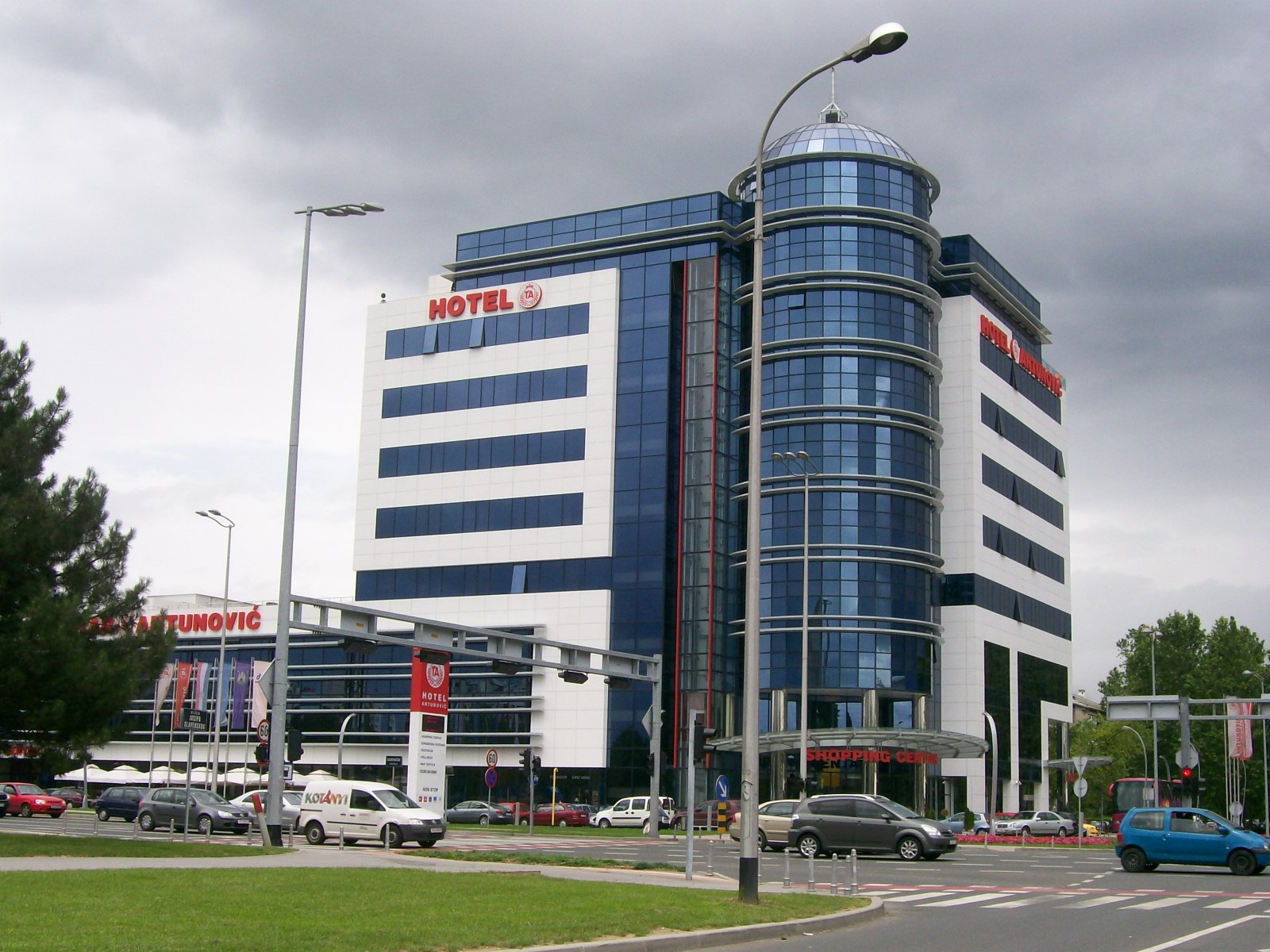 Casino hotel international zagreb