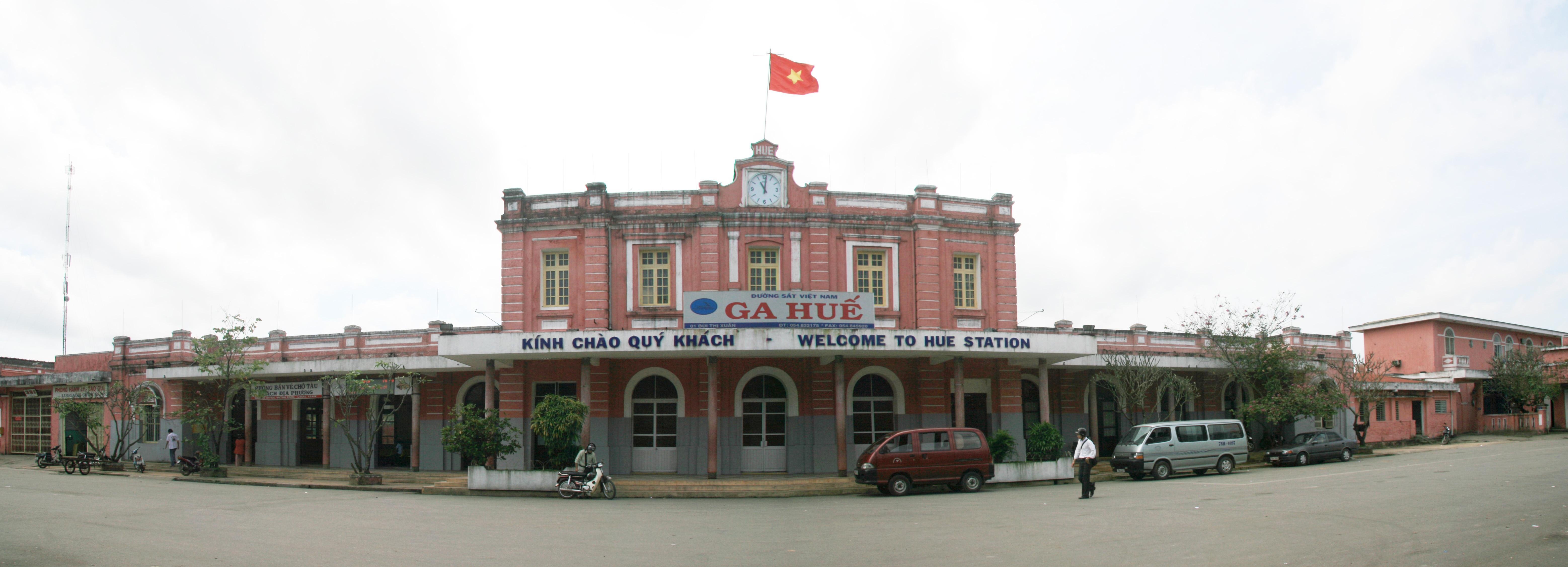Gare de Hué