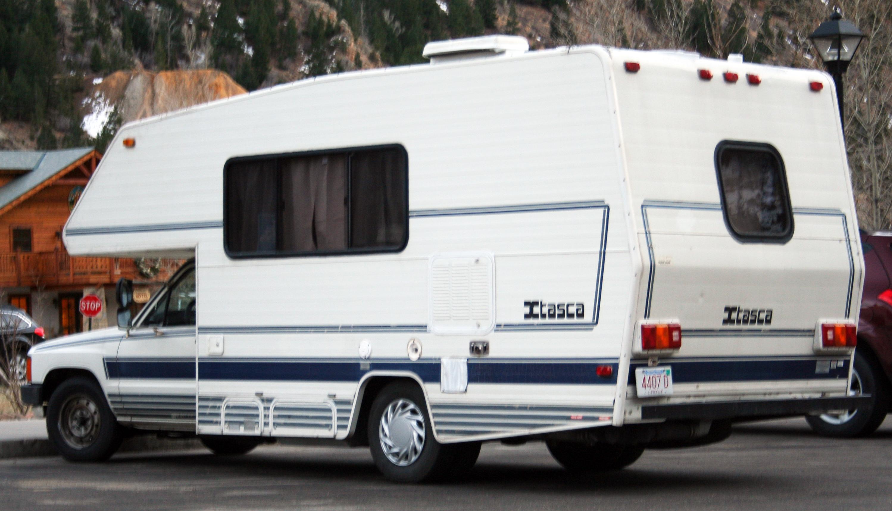 Toyota Itasca Motorhome Autos Post