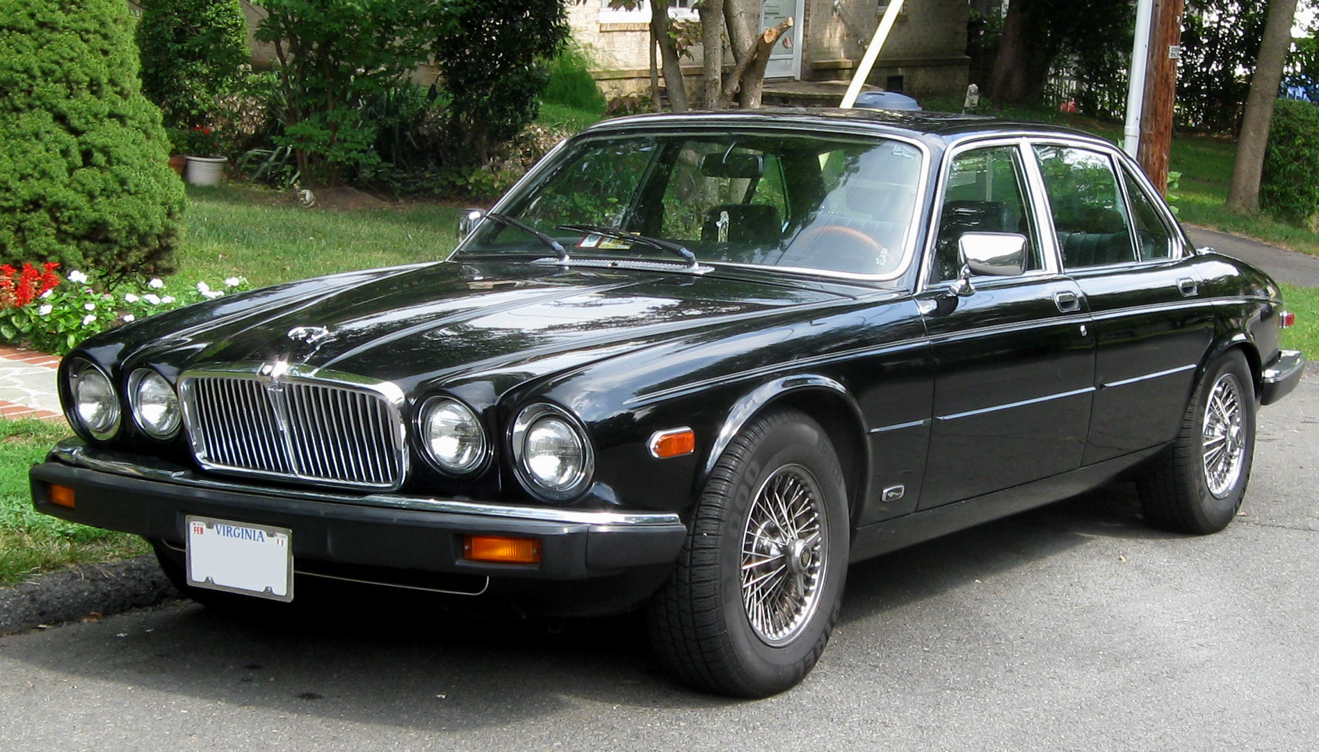 File jaguar xj6 09 07 wikimedia commons for Classic house 1998