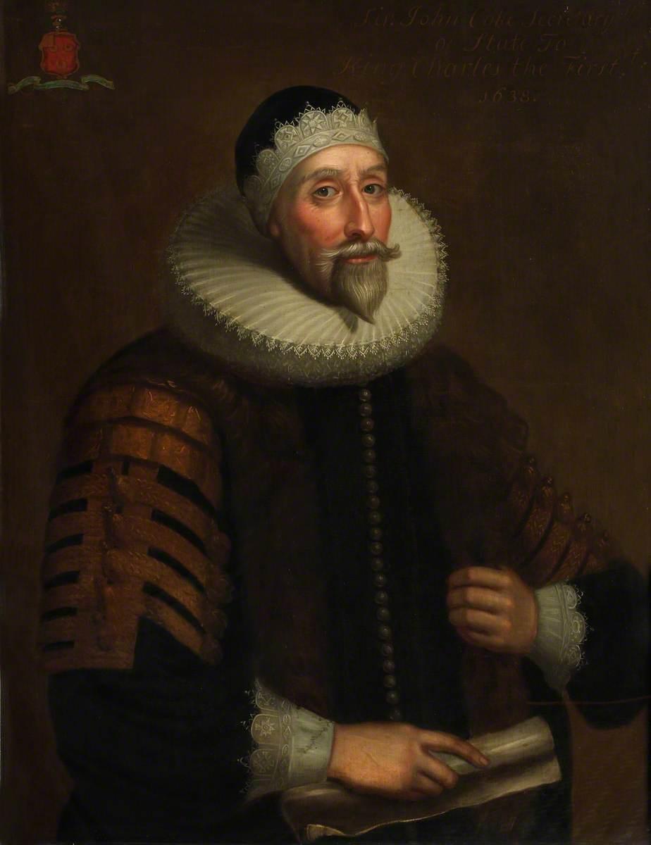 Sir John Coke