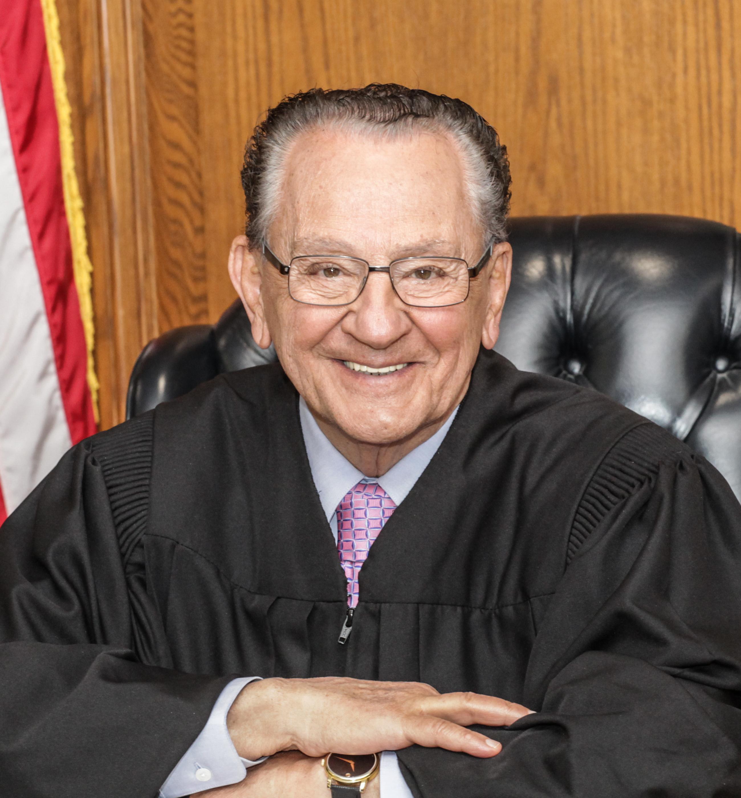 Frank Judge