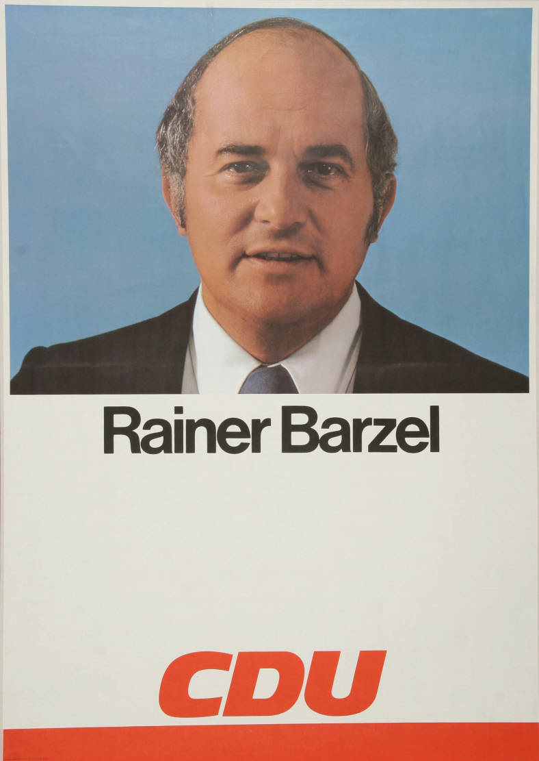 Rainer Barzel Größe