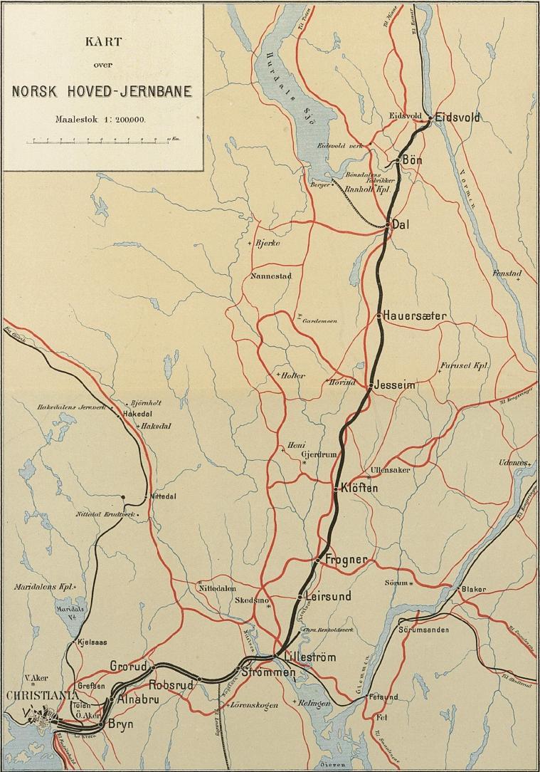 setesdalsbanen kart Hovedbanen – Wikipedia setesdalsbanen kart