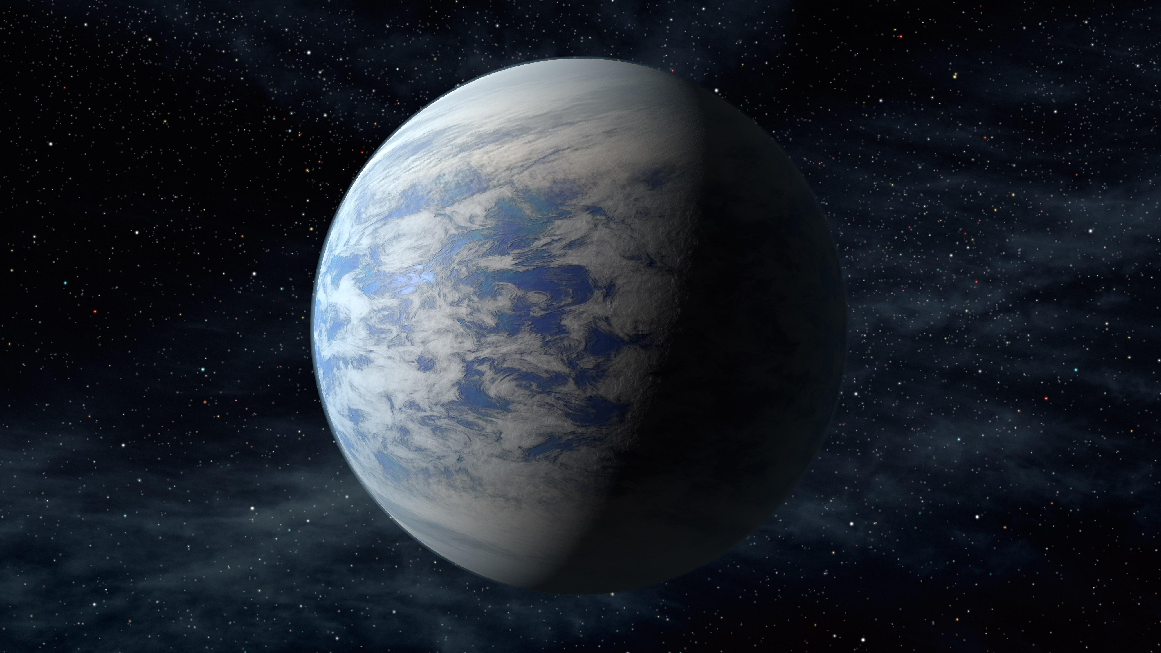 سیارات مشابه زمین | Kepler-69c