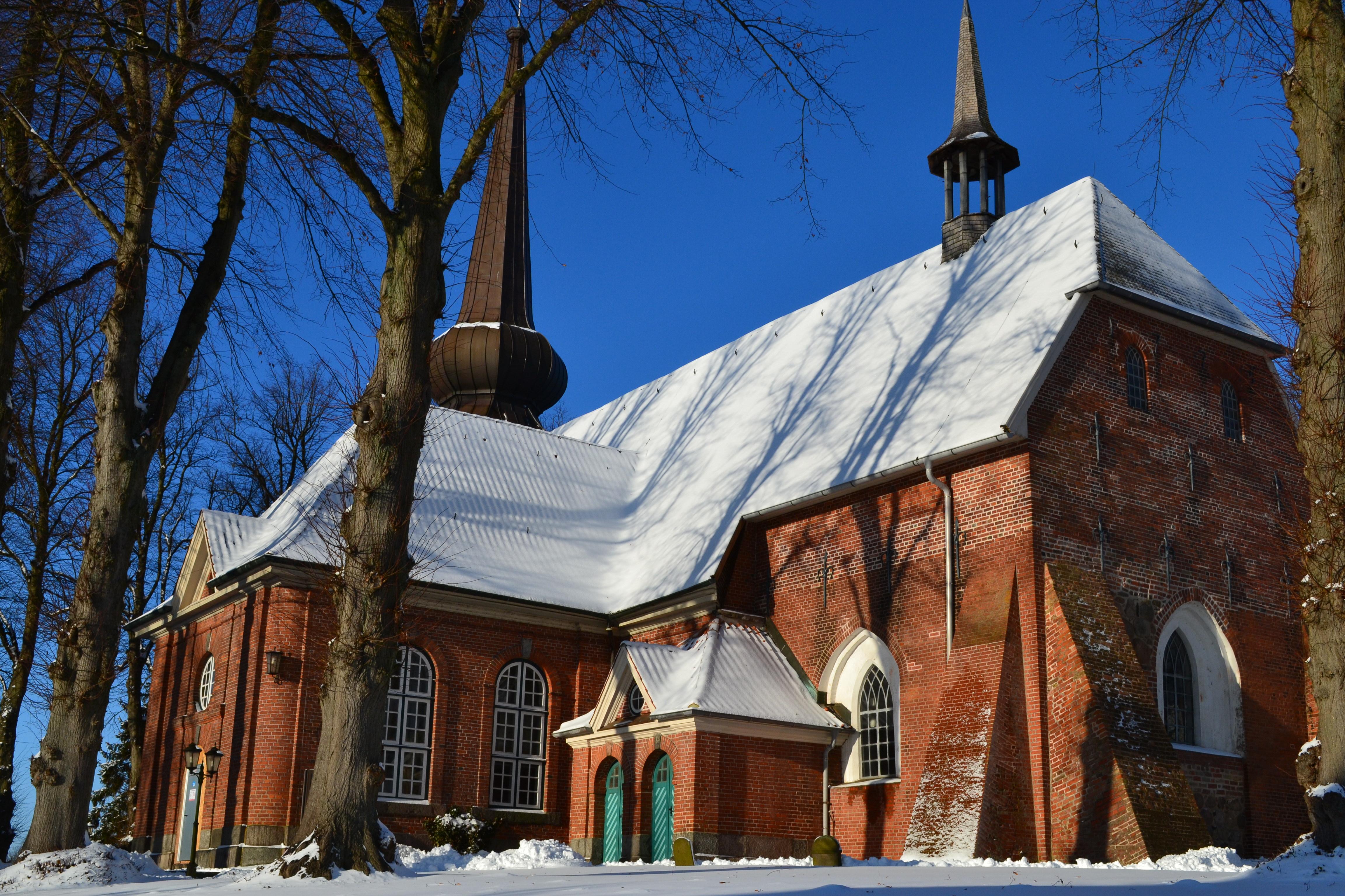 Kirche Probsteierhagen