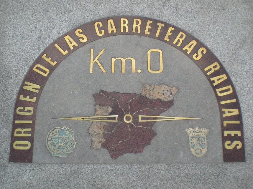 Chilometro zero geografia wikipedia for Kilometro 0 puerta del sol