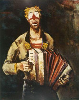 Clowns by Joseph Kutter