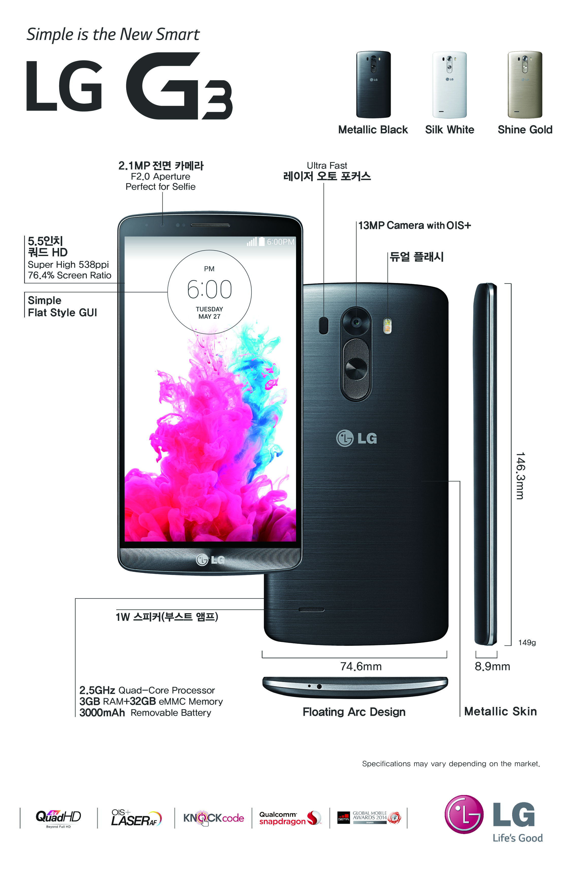 File Lg G3 Specification Jpg Wikimedia Commons