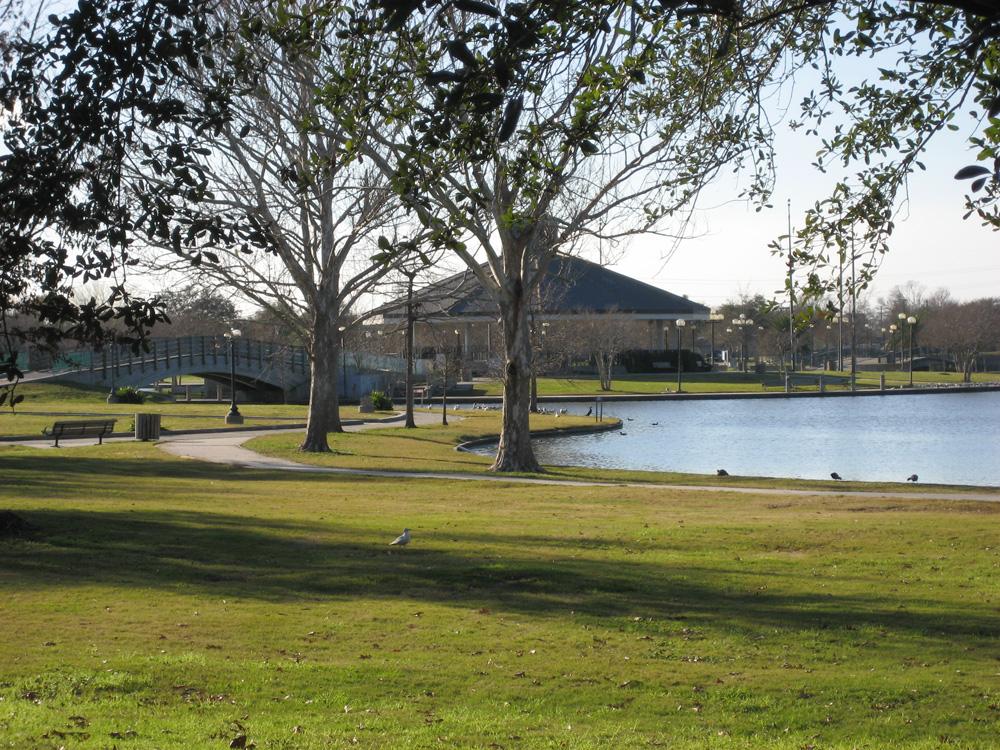 Lafreniere Park - Wikipedia