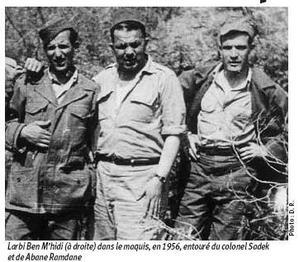 https://upload.wikimedia.org/wikipedia/commons/f/ff/Larbi_Ben_M%27hidi%2C_Abane_Ramdane_et_le_colonel_Sadek_en_1956.jpg