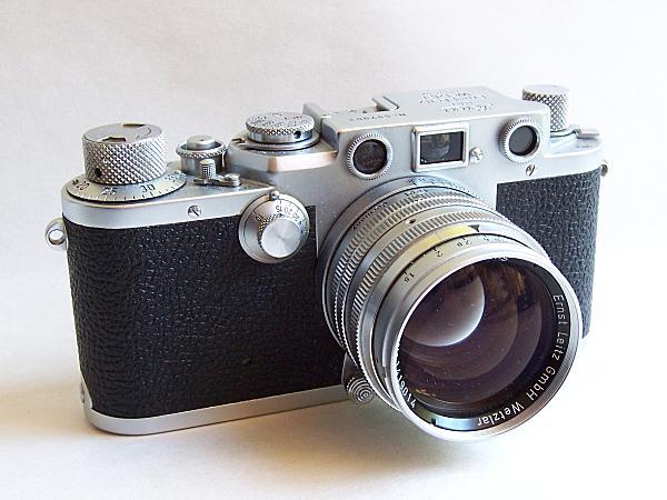 徕卡,一个相机传奇 - wuwei1101 - 西花社的博客