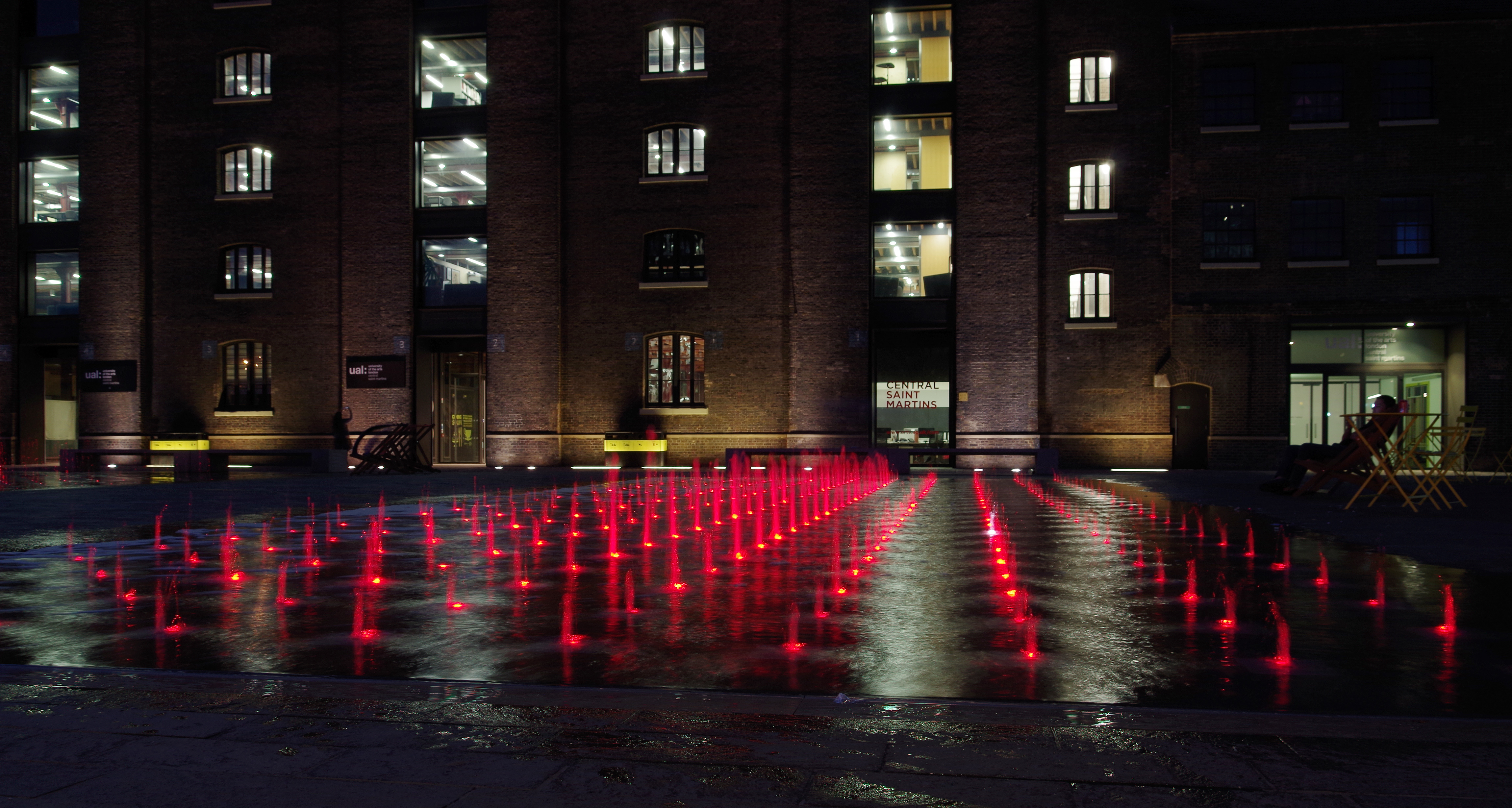 London Central Saint Martins College Of Art And Design