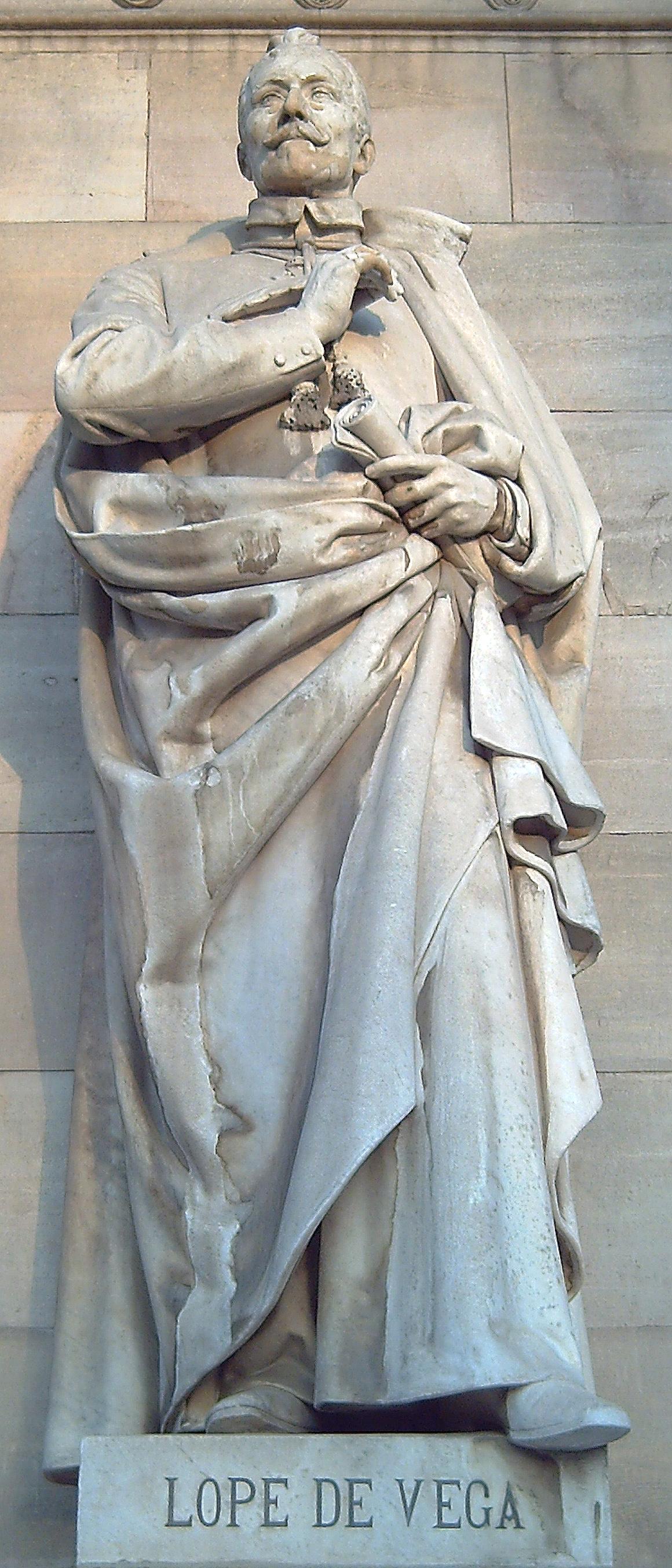 lope de vega Lope de vega (félix lope de vega y carpio, madrid, 1562 - id, 1635) escritor español procedente de una familia humilde, la vida de lope de vega fue sumamente.
